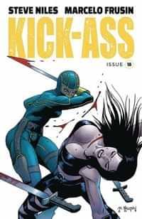 Kick-Ass #18 CVR A Frusin