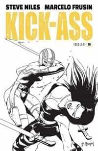Kick-Ass #18 CVR B Frusin