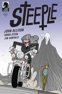 Steeple #1 CVR A Allison