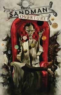 Sandman TP Overture 30th Anniversary Edition