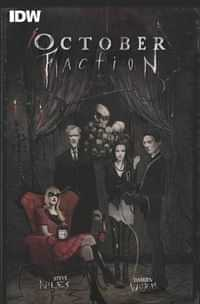 October Faction #1 Special Edition