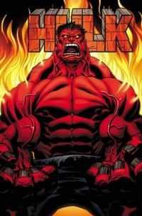 True Believers One-Shot Hulk Red Hulk