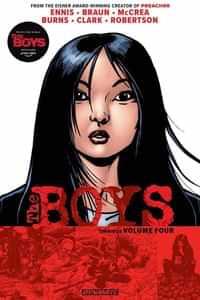 Boys TP Omnibus Edition V4