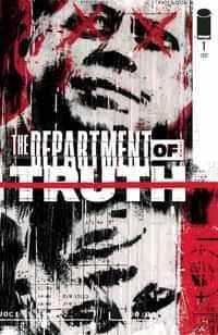 Department Of Truth #1 CVR A Simmonds