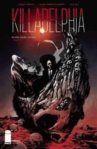 Killadelphia #8 CVR A Alexander