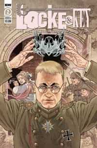 Locke and Key In Pale Battalions Go #2