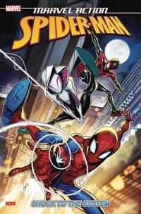 Marvel Action Spider-man TP Shock To The System