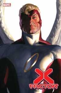 X-Factor #4 Variant Alex Ross Angel Timeless