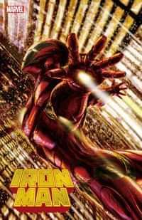 Iron Man #1 Variant Tenjin Var
