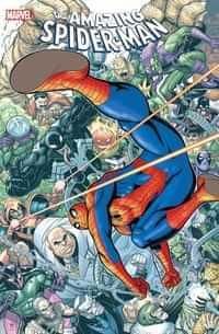 Amazing Spider-Man #49 Variant Bradshaw