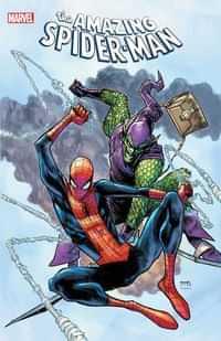 Amazing Spider-Man #49 Variant Ramos