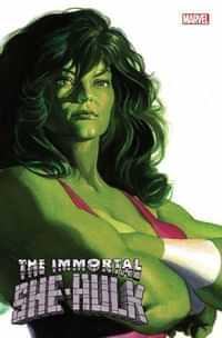 Immortal She-hulk #1 Variant Alex Ross She-hulk Timeless
