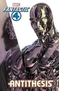 Fantastic Four Antithesis #2 Variant Alex Ross Silver Surfer