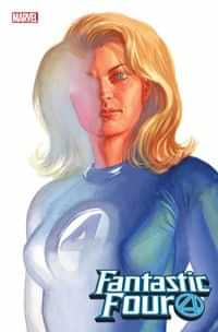 Fantastic Four #24 Variant Alex Ross Invisible Woman Timeless