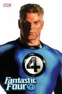 Fantastic Four #24 Variant Alex Ross Mister Fantastic Timeless