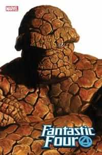 Fantastic Four #24 Variant Alex Ross Thing Timeless