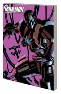 Iron Man TP Iron Man 2020 Robot Revolution