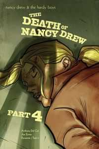 Nancy Drew and Hardy Boys Death Of Nancy Drew #4