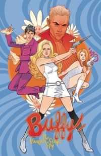 Buffy The Vampire Slayer #17 CVR B Sauvage