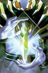 Mighty Morphin Power Rangers #54 CVR B Foil Montes