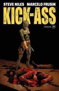 Kick-Ass #17 CVR A Frusin