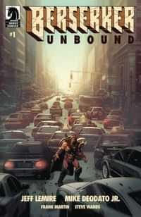Berserker Unbound #1 CVR A Deodato