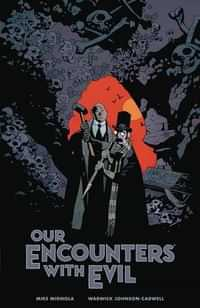 Our Encounters Evil Professor Meinhardt and Knox HC