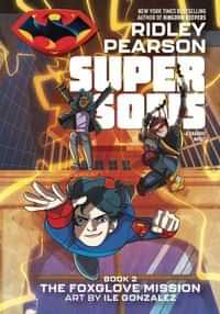 DC Zoom GN Super Sons the Foxglove Mission