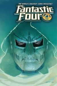 Fantastic Four TP 2018 Herald of Doom