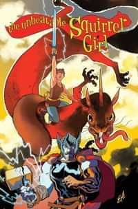 Unbeatable Squirrel Girl TP V11 Call Your Squirrelfriend