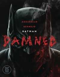 Batman HC Damned
