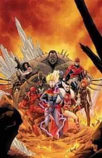 War of Realms Strikeforce War Avengers #1