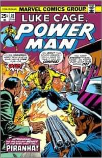 True Believers One-Shot Luke Cage Power Man Piranha