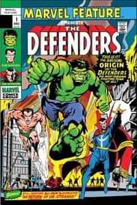 Defenders Marvel Feature #1 Facsimile Edition