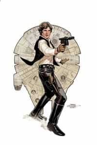 Star Wars Age of Republic One-Shot Han Solo