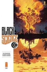 Black Science #43 CVR A Scalera