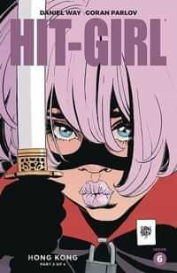 Hit-girl Season Two #6 CVR A Parlov