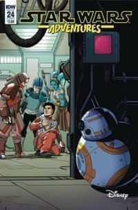 Star Wars Adventures #24 CVR A Levens
