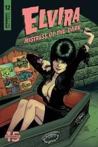 Elvira Mistress Of Dark #12 CVR B Cermak