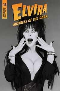Elvira Mistress Of Dark #12 CVR D Photo
