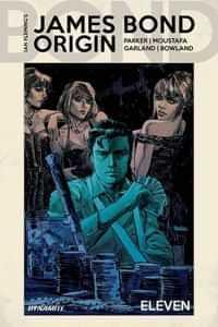 James Bond Origin #11 CVR A Panosian