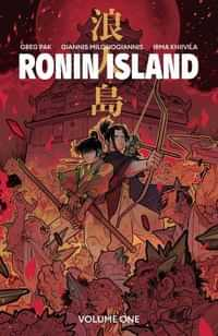 Ronin Island TP PX Discover Now Edition