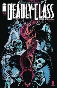 Deadly Class #44 CVR A Craig