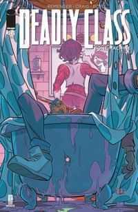 Deadly Class #44 CVR B Galloway