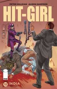 Hit-girl Season Two #12 CVR C Roman