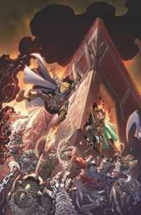 Dungeons and Dragons Infernal Tides #3 CVR A Dunbar