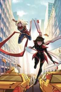 Marvel Action Captain Marvel #4