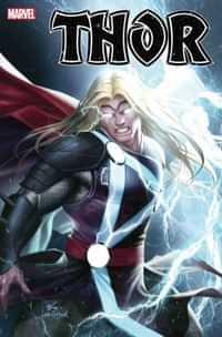Thor #2 Variant 25 Copy Inhyuk Lee