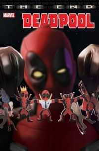 Deadpool The End #1