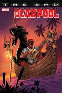 Deadpool The End #1 Variant Espin